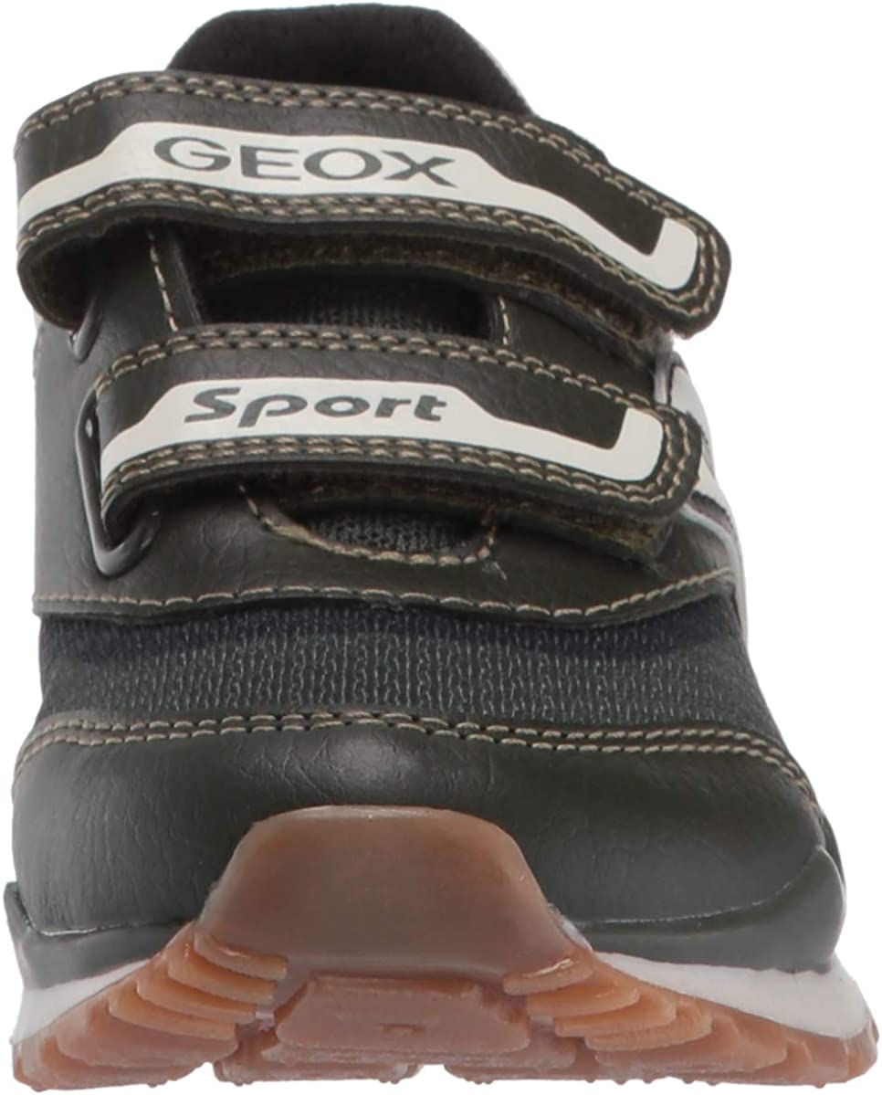Maestría Extracción Interpretación  Geox Boys' J Pavel a Trainers: Amazon.co.uk: Shoes & Bags