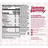 Plum Organics Jammy Sammy Peanut Butter