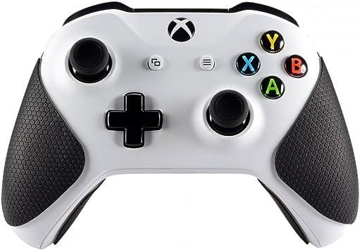eXtremeRate Pegatina Antideslizante con Textura de Goma para Agarre del Mando Xbox One Original Xbox One X Xbox One S Xbox One Elite: Amazon.es: Electrónica