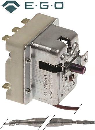 Águila Seguridad Termostato EGO Tipo 55.32519.802 para ...
