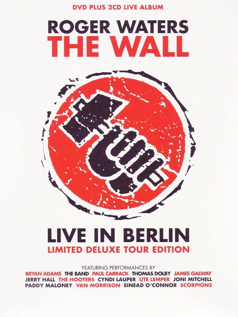 Roger Waters The Wall Live In Berlin Spécial Édition