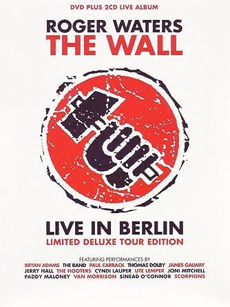 Roger Waters - The Wall Live In Berlin NTSC Region 0 DVD: Amazon.co ...