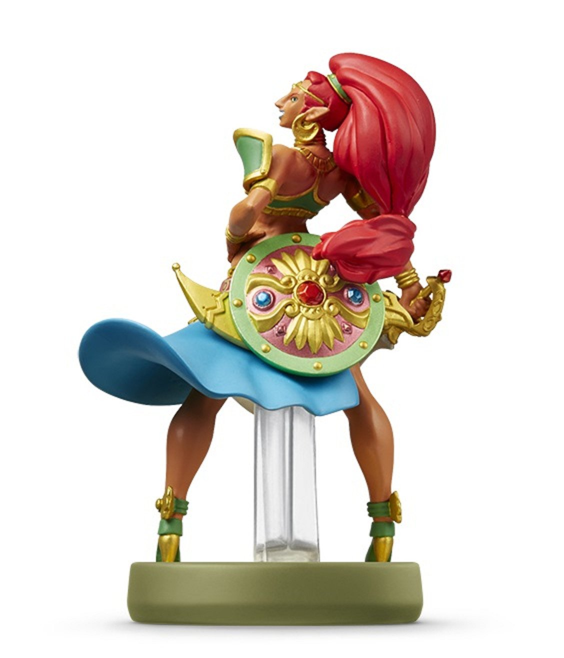Amiibo Urbosa (Zelda Breath of the Wild) Japan Ver.
