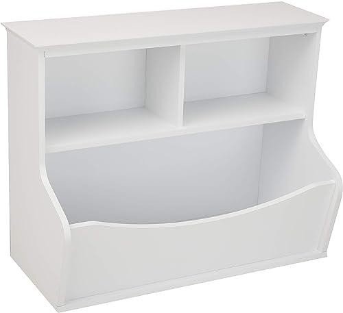 AmazonBasics Children s Multi-Functional Bookcase and Toy Storage Bin