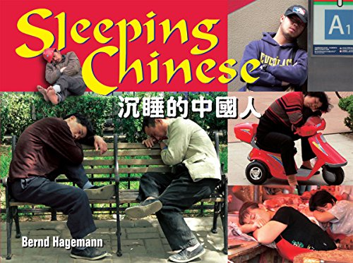 In a country of a billion people, it can be hard to find a quiet spot to rest your head. But the Chinese are skilled at the art of extreme napping. Bernd Hagemann has spent six years taking photographs of Chinese people sleeping in seemingly impossib...