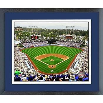 Amazon.com: Los Angeles Dodgers Dodger Stadium Game 1 2017