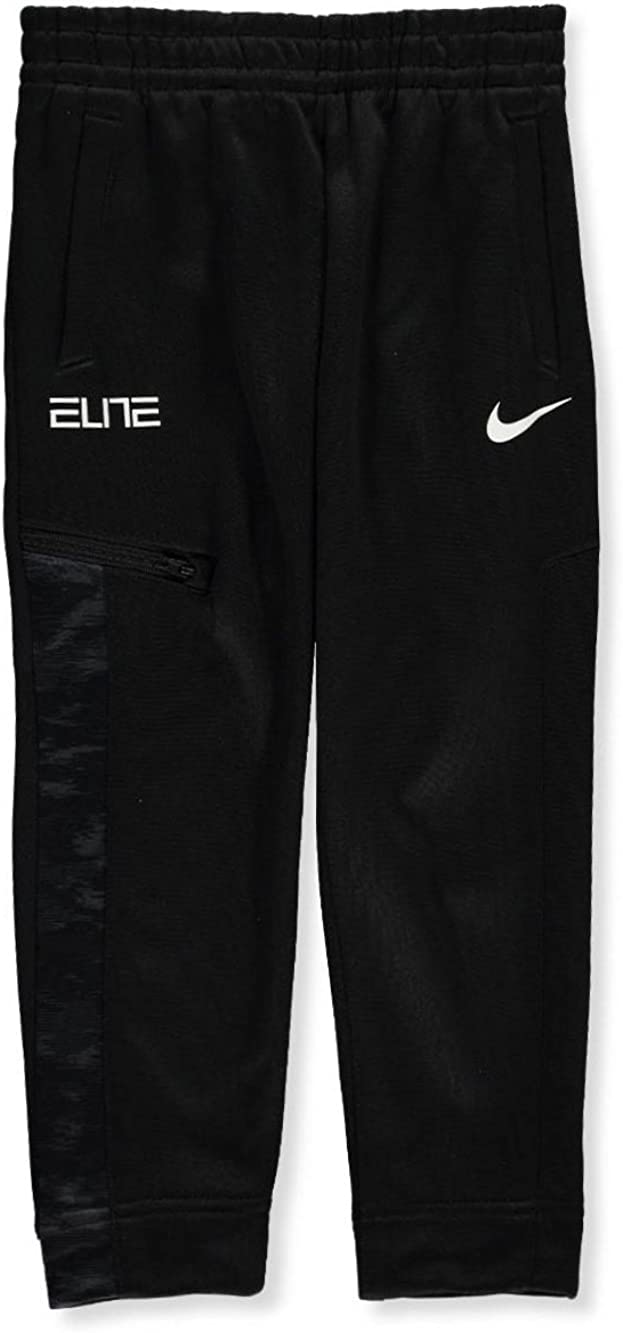 Nike Grey Therma-Fit Pants Athlete Training Little Boys Kids Toddler 2T 5T