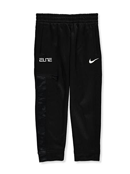5b0b4a60029 Amazon.com: NIKE Little Boys' Toddler Therma Sweatpants (Sizes 2T - 4T) -  Black, 2t: Sports & Outdoors