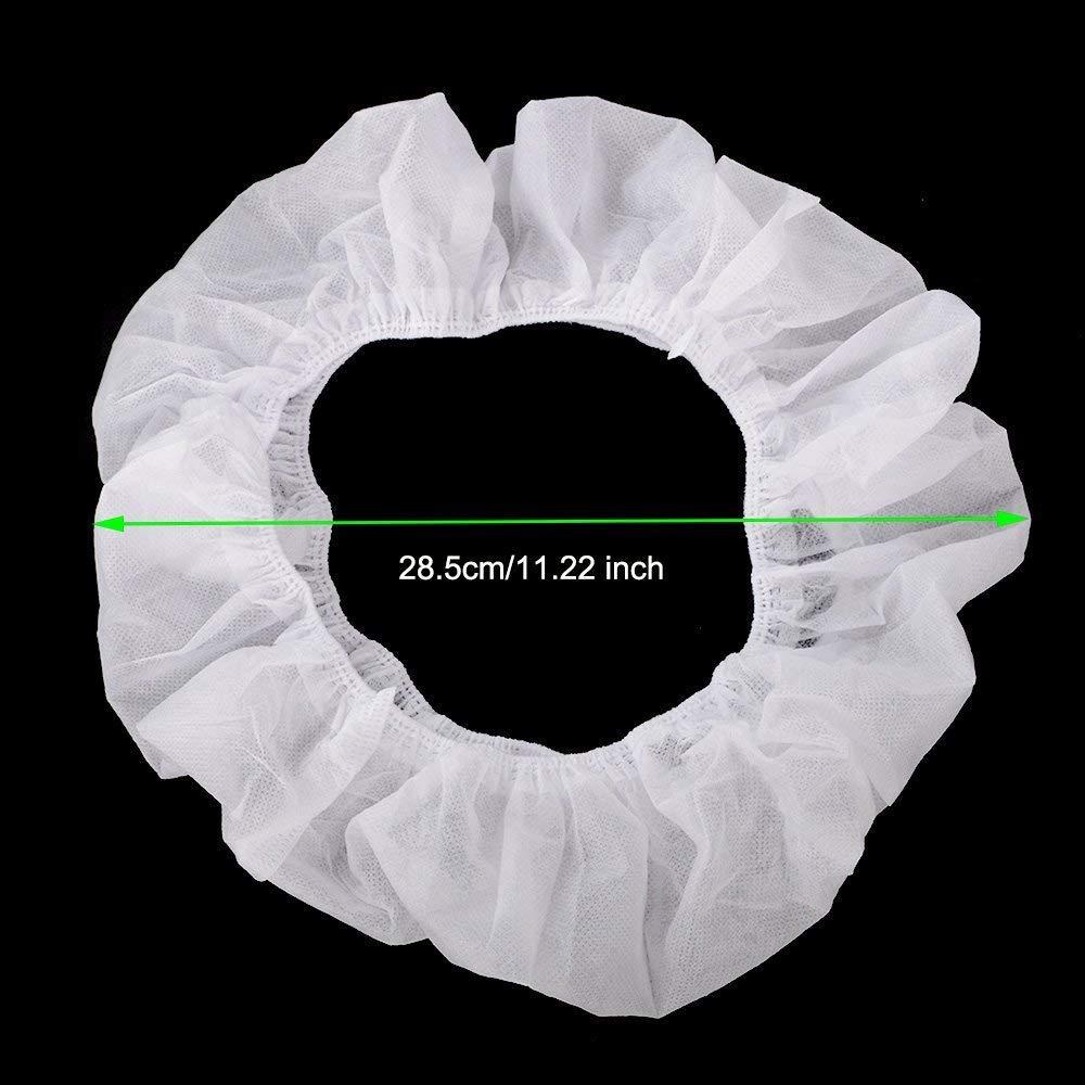in Tessuto Non Tessuto Elasticizzato SK-YBB 10 coprisedili USA e Getta Portatili per Il Viaggio 10 Pezzi Il Bagno antimicrobici