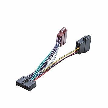 Inex Sonichi Pin Iso Wiring Harness Adaptor Connector: Amazon.co.uk