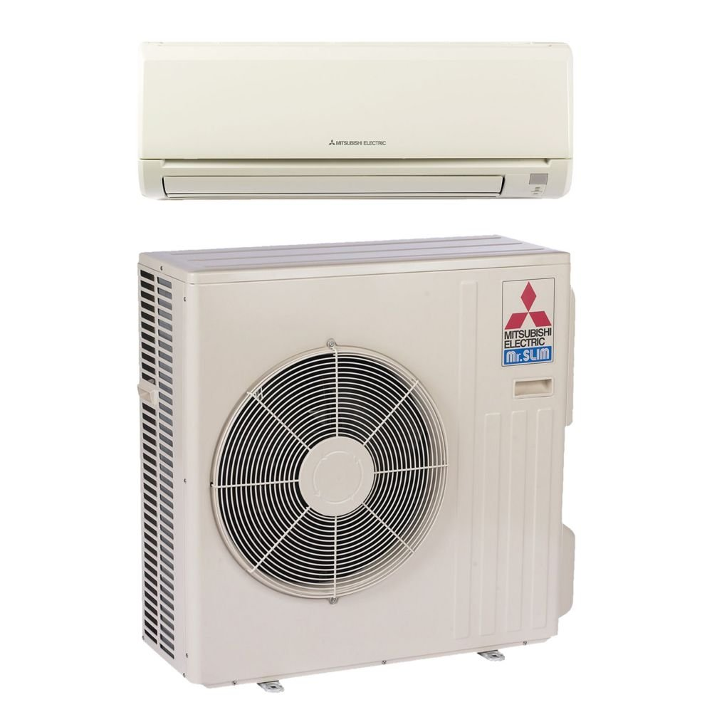 High Quality Mitsubishi MY D30NA   30,700 BTU 16 SEER MR SLIM Wall Mount Ductless Mini  Split Air Conditioner 208 230V: Amazon.ca: Home U0026 Kitchen
