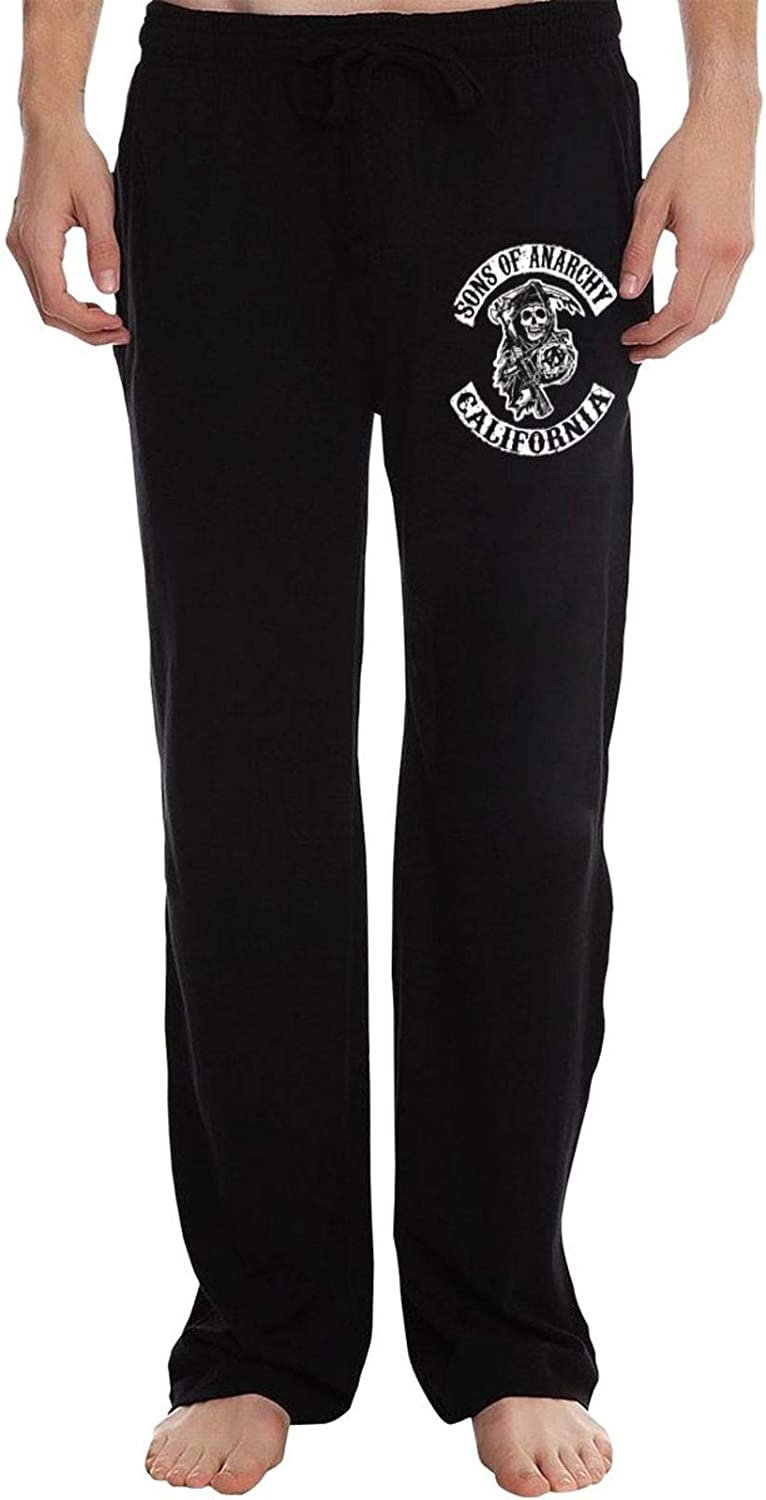 Sons of Anarchy Men's Casual Sports Long Pants