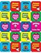 Teacher Created Resources Jesus Loves You Stickers, Multi Color (7020)