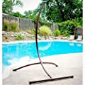 Oshion® Hammock C Stand Solid Steel Construction for Hammock Air Porch Swing Chair New from Oshion