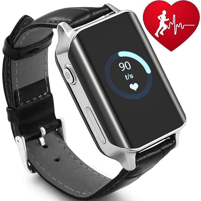 turnmeon Ancianos WiFi GPS Tracker Smartwatch teléfono para ...
