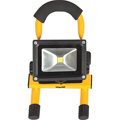 Infapower 10W LED COB Portable rechargeable