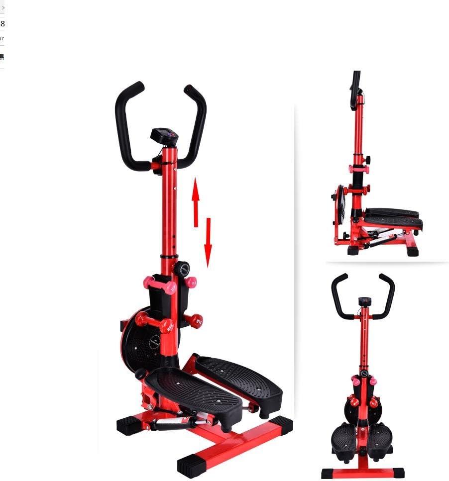 Sol Salud & Fitness Twister Stepper con mancuernas: Amazon.es ...