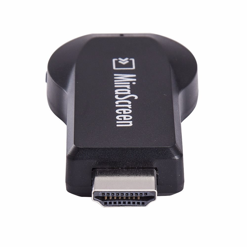 1080P HDMI AV HDTV Adapter Wireless Receiver Cord for Samsung Galaxy S7 /S7 Edge