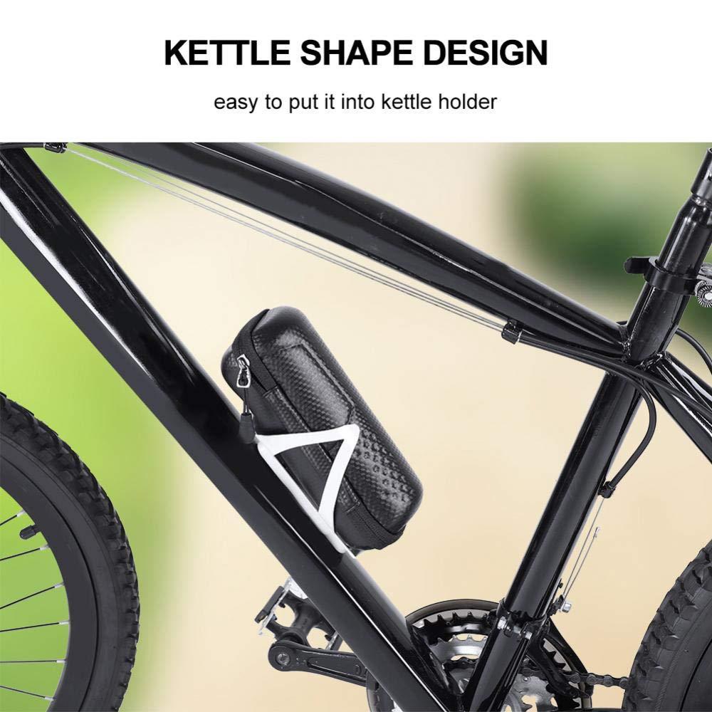Keenso Bolsa de Herramientas de Reparaci/ón de Bicicletas Bolsa Impermeable para Ciclismo Caja de Paquete de Mantenimiento