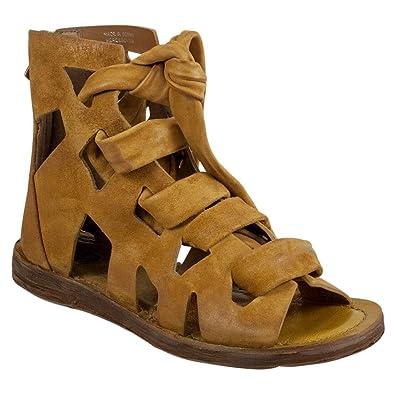 A.S.98 rafi Women's Peep Toe Sandal