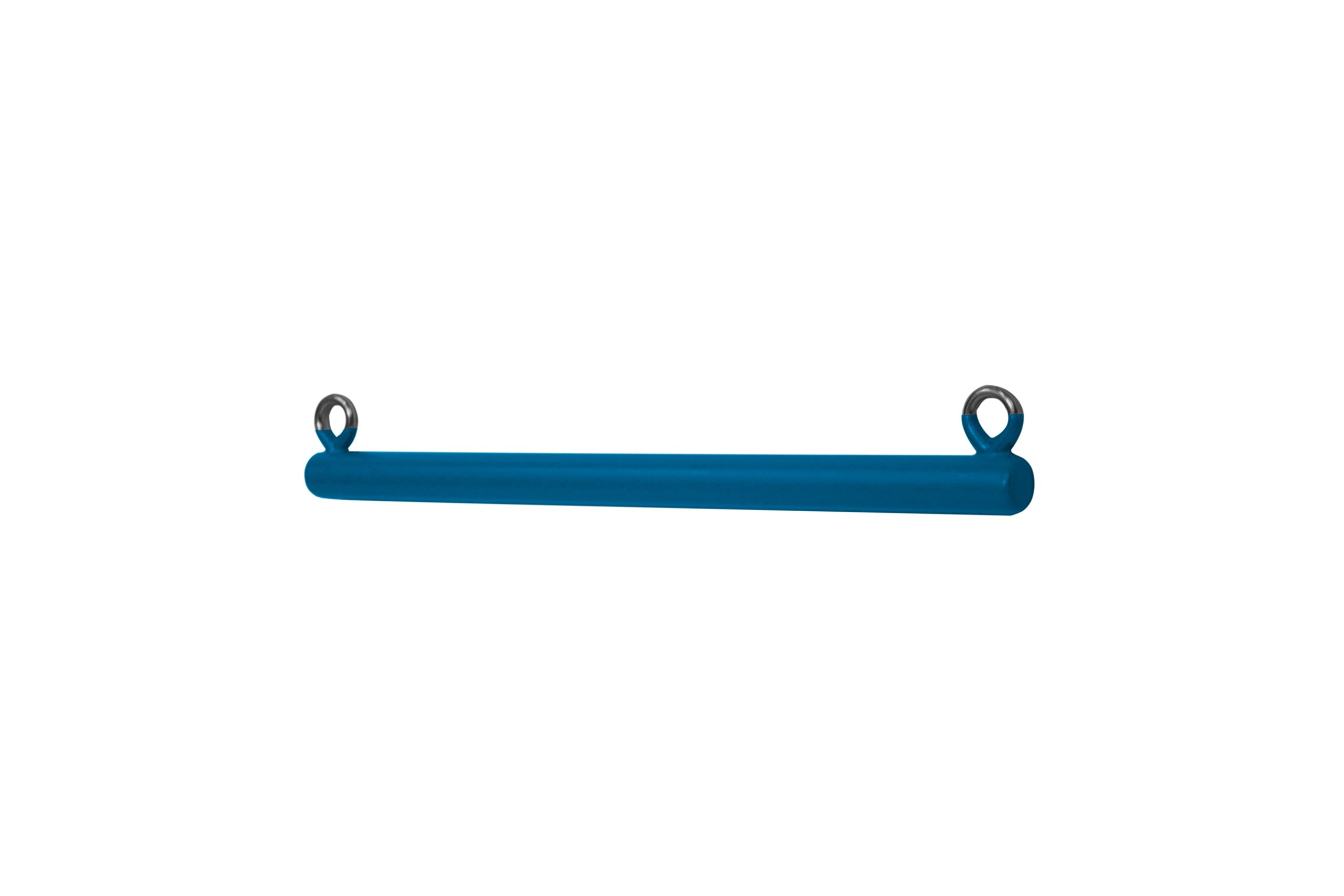 American Swing Blue Trapeze Bar 20'' Long - Residential Only by American Swing Products