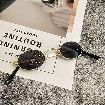 Sunyan Net gafas rojo pequeño bastidor redondo ...