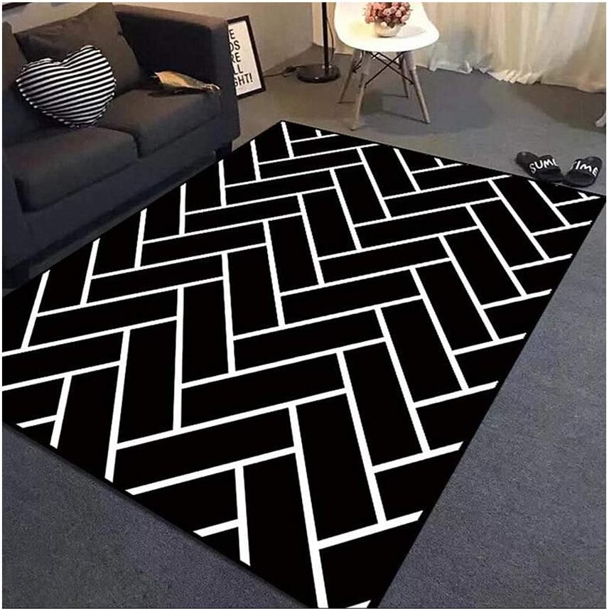Color : E, Size : 1.42.0m Mbd Nordic Simple Fashion Modern Living Room Bedroom Carpet Coffee Table Sofa Bedroom Bedside Table