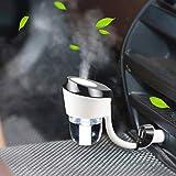 Vyaime Car Diffuser Humidifier, Essential Oil