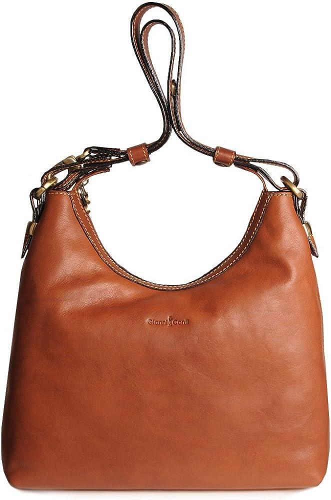 Gianni Conti Womens Modena Shoulder Bag