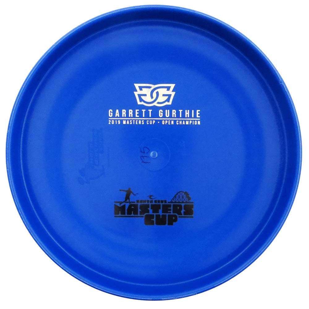 Innova Limited Edition 2019 Tour Series Garrett Gurthie Master's Cup Commemorative Bottom Stamp Star Sonic Putt & Approach Golf Disc [Colors May Vary] - 175-177g