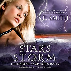 Star's Storm Audiobook