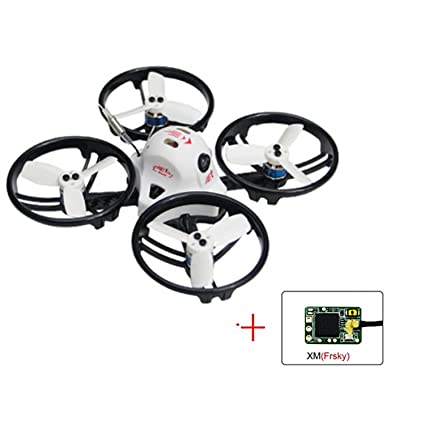 Amazon Com King Kong Et125 Pnp Brushless Fpv Rc Racing Drone With