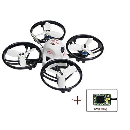 Amazon Com Kingkongldarc Et100 Pnp Brushless Fpv Rc Racing Drone