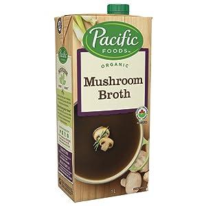 Pacific Foods Free Range Chicken Broth, 32oz, 12-pack Keto Friendly