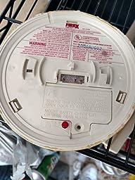 First Alert Smoke Alarm >> First Alert ADF-12 BRK Smoke Alarm Adapter Plug (Pack of 12) - Combination Smoke Carbon Monoxide ...