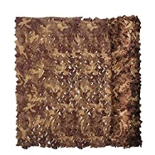 Camouflage Netting, Iunio Camo Net Blinds Great For Sunshade Camping Shooting Hunting etc.