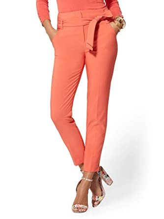 b9e47b34919 Image Unavailable. Image not available for. Color  New York   Co. Women s Tall  Pant - The Madie 7Th Avenue ...