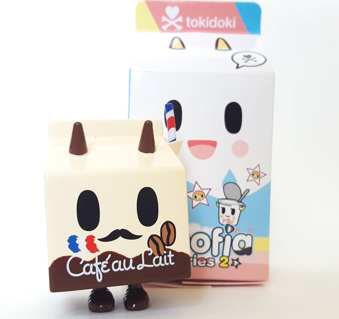 Pack of 3 Tokidoki Moofia Series 2 Blind Box Vinyl Figure