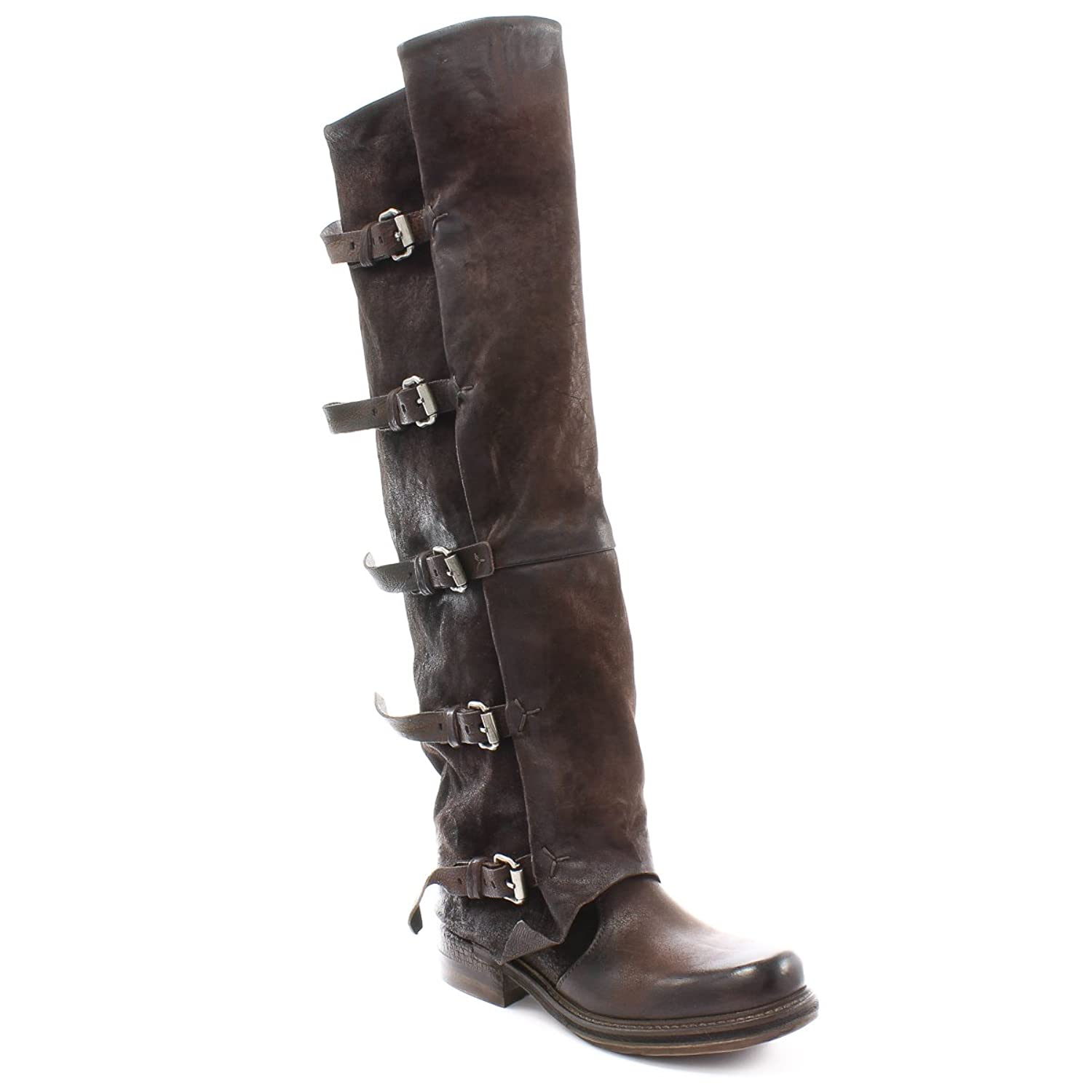 A.S.98 Botas Bercy 709328-101 Choco Airstep as98