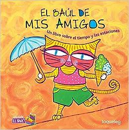 Spa-baul De Mis Amigos por Javiera Gutierrez epub