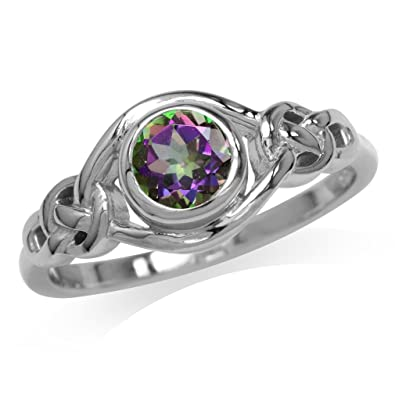 simulated rings topaz november wedding ring wandr products jewelry birthstone mystic rainbow
