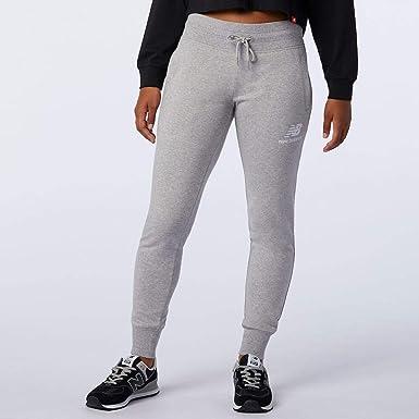 New Balance Wp91545 Pantalon De Chandal Mujer Amazon Es Ropa Y Accesorios