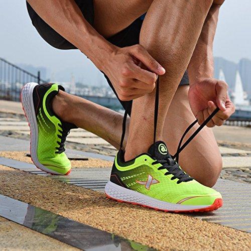 Xtep-Mens-Performance-Jogger-Running-Shoes-BlackGreen-984119119565
