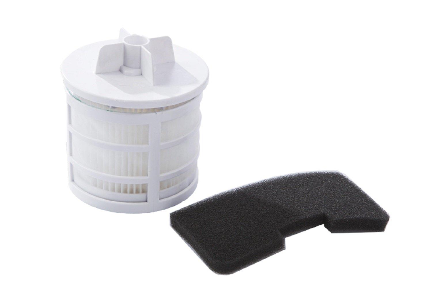 Acquisto Kit di filtro pre-motore e filtro HEPA dell'aria uscente per gli aspirapolveri Hoover Sprint (alternativa a Tipo U66, 35601328). Prodotto genuino da Green Label Prezzo offerta