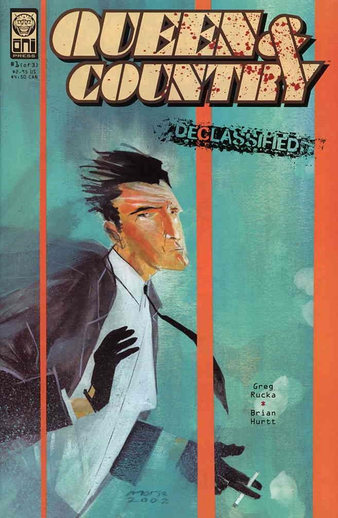 Download Queen & Country Declassified #1 pdf epub