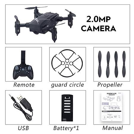 Faironly LF602 Wifi FPV RC Dron cuadricóptero FPV profesional HD ...