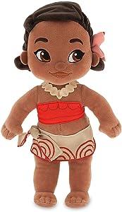 Disney Animators' Collection Moana Plush Doll - Small - 12 Inches