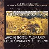 The Harvest of Gold: The English Folk Almanac - Dejavu Retro by Various Artists