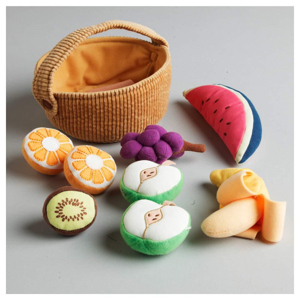 IKEA of Sweden 301.857.47 9-piece Fruit Basket Set Soft