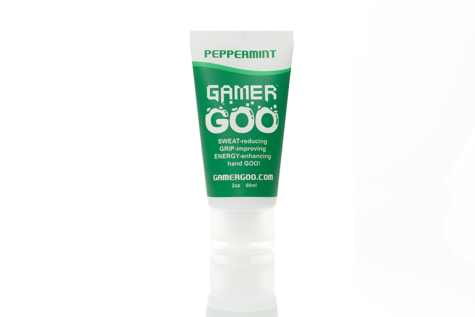 Gamer Goo Peppermint - Stop sweaty hands at the source and increase your grip for hours